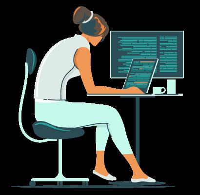 web development for fintech