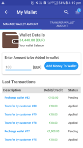 cryptocurrency wallet app development in USA and UK