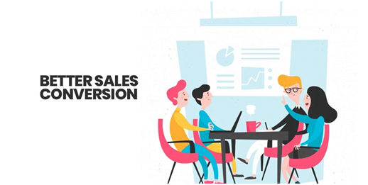 Better Sales Conversion in USA and UK