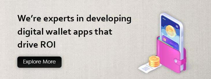 Digital E-wallet Apps