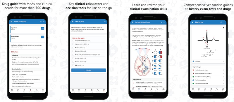 best medical study apps