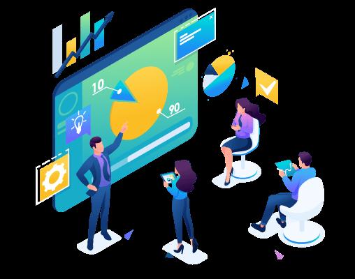E- Learning app