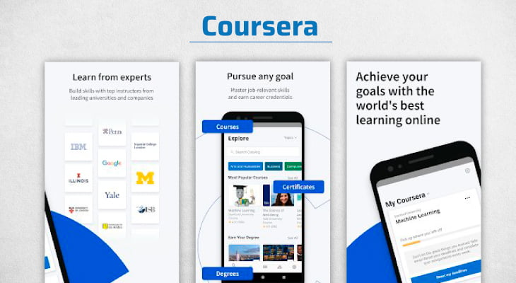 education app for iPhone